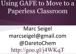 Gafe Paperless