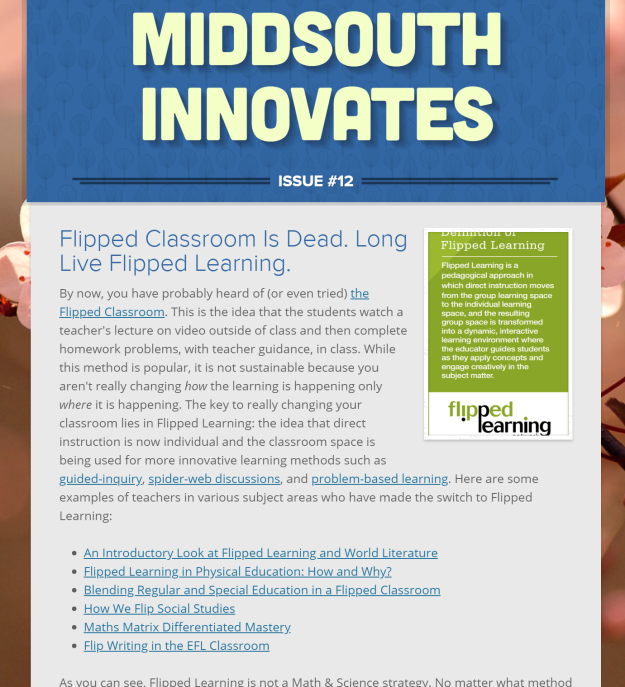 MiddSouth Innovates 12